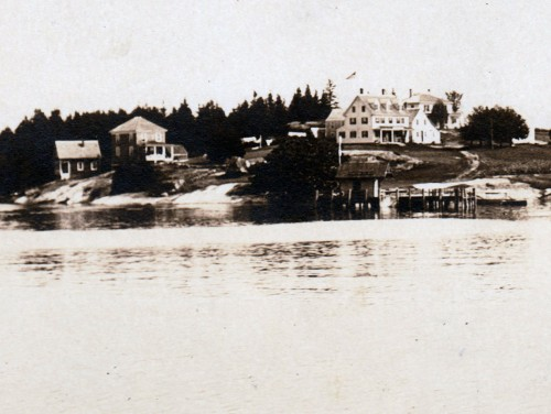 Sawyer Island House Detail